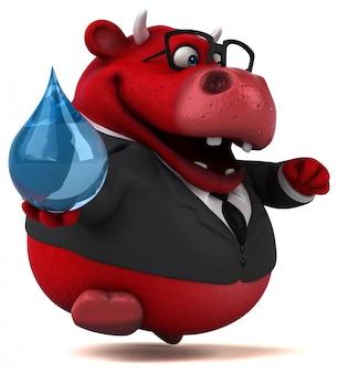 Red bull 3d иллюстрация
