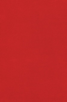 赤いキャンバステクスチャの背景。きれいな生地の壁紙