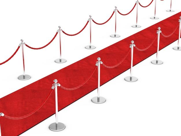 Красный ковер