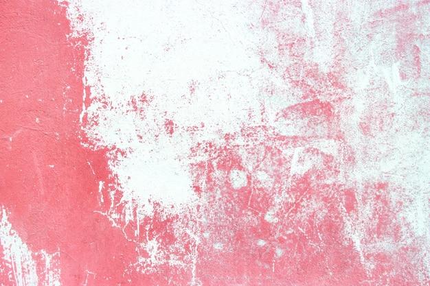 빨간 시멘트 질감, 벽의 콘크리트 표면, 컬러 배경