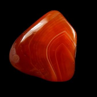 Red chalcedony (carnelian)