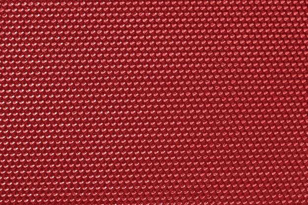 Red colored honeycomb pattern wallpaper