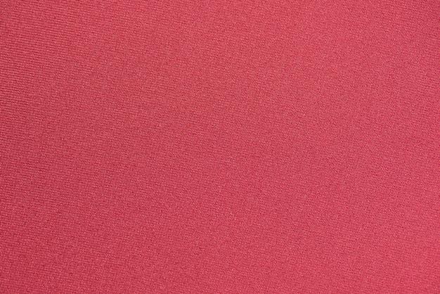 Красная текстура рисунка ткани
