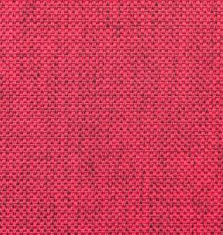 赤い布の質感