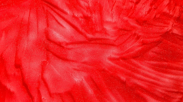 Red foam rubber high resolution texture. red foam texture background. blank rubber structure. background of texture of the old foam rubber.
