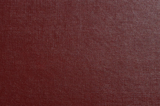 Red genuine leather. background for design. high quality photo