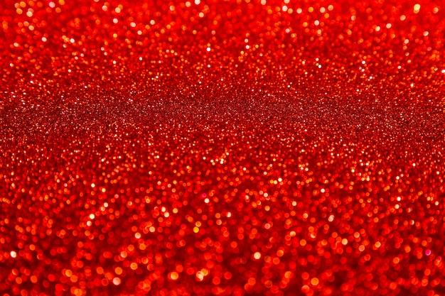 Красный блестящий блеск