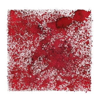 Red grunge abstract background -- raster illustration