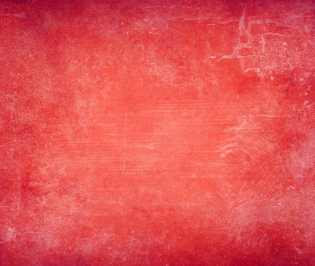 텍스트에 대 한 공간을 가진 빨간색 그런 지 배경