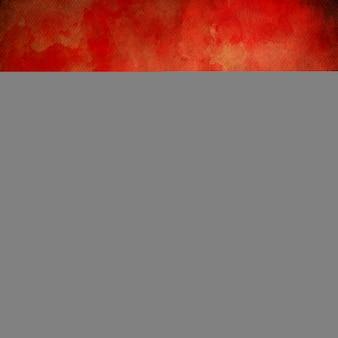 赤いグランジの背景