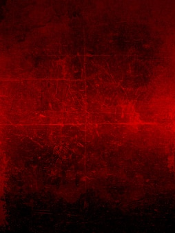 Red grunge background