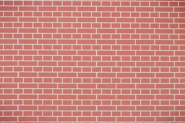 빨간색 그런 지 벽돌 벽, 빈티지 스타일 패턴으로 추상적 인 배경 텍스처