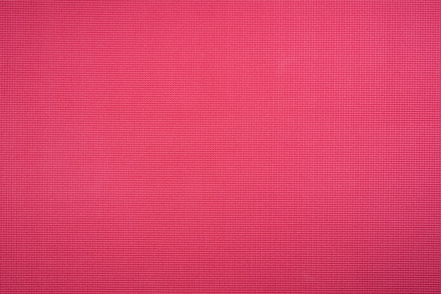 Red gym mat background