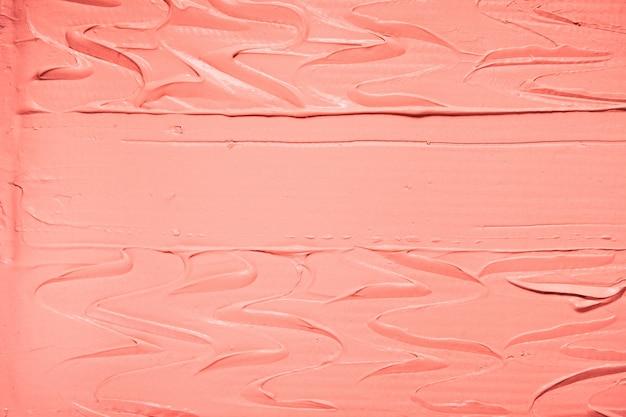붉은 패턴 추상적 인 배경 석고 질감 크림 구조 부드러운 표면 릴리프 디자인 수리 개념
