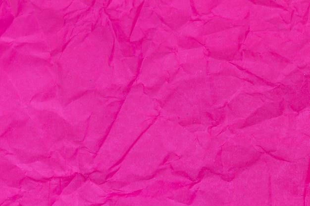 Red. pink. crumpled paper texture background
