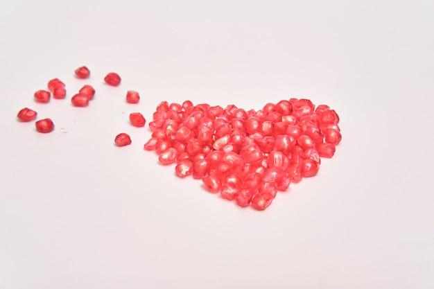 Семена красного граната