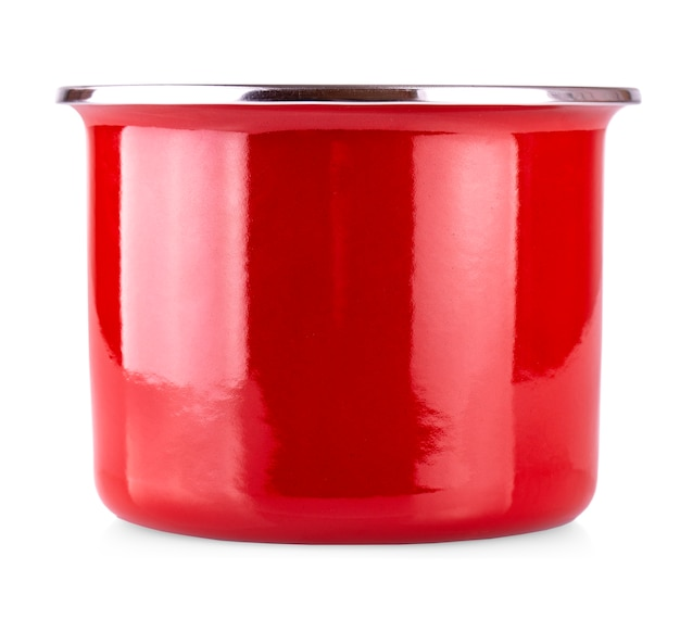 The red pot