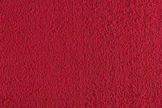 Red rubber canvas