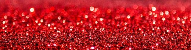 Красный мерцающий блеск