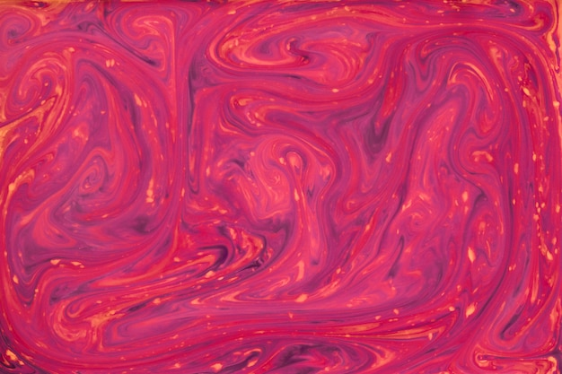 Red warm color marbling texture background