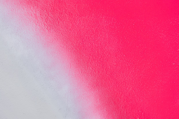 Red and white painting background texture