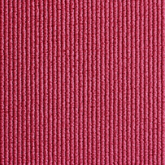 Red yoga mat texture background