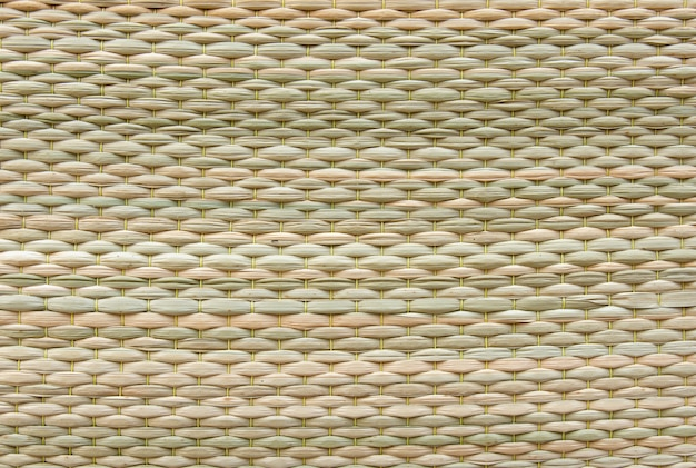 Reed mat texture background. woven cyperus difformis