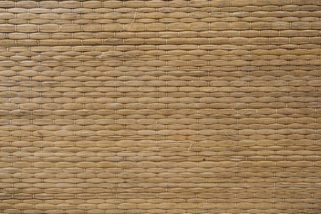 Reed mats texture background. woven cyperus difformis