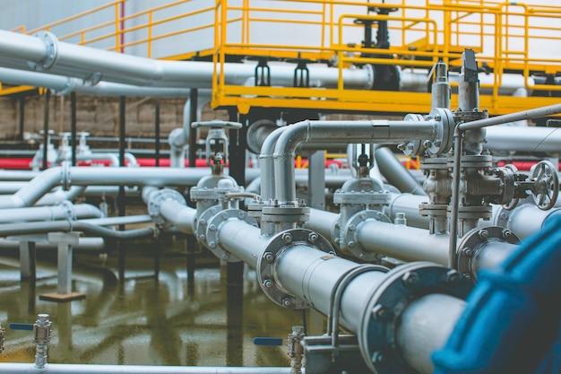 공장 압력 안전 밸브 선택에서 펌프 파이프 라인 오일 및 가스 밸브를 위한 정유 공장 장비