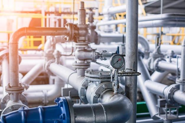 Оборудование нефтеперерабатывающих заводов для насосных трубопроводов нефтегазовые клапаны на заводе селективный предохранительный клапан