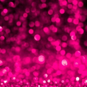반사 핑크 글리터