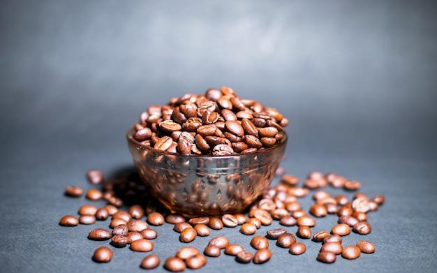 Refreshing bean coffee at kathmandu, nepal.