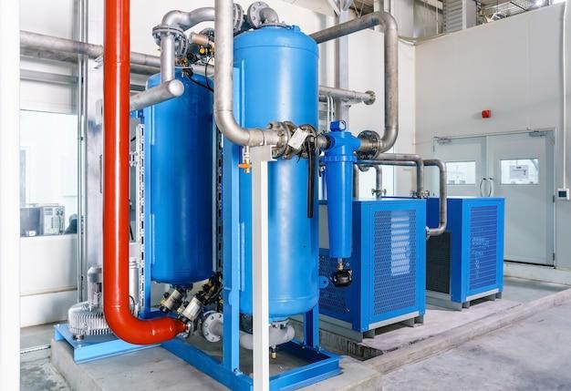 Рефрижераторная сушилка ultrafilter для компрессорного воздуха