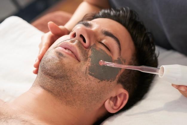 Rejuvenation procedure for man