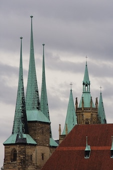 Религия эрфурт северикирхе dom