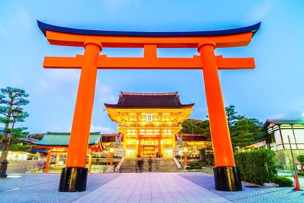La religione tokyo tempio modo punto di riferimento