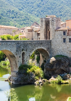 Remains of besalu