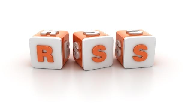 Рендеринг иллюстрации блоков плитки с помощью rss word