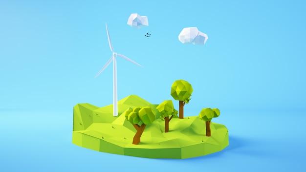 再生可能エネルギー発電のコンセプト