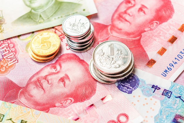 Renminbi official currency of china.