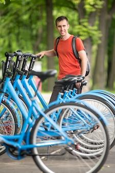 賃貸自転車