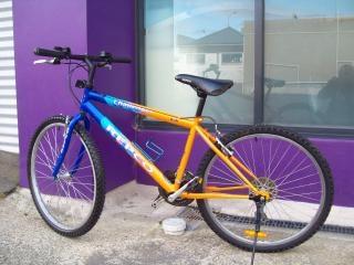 Велосипед - repco претендента, любовь