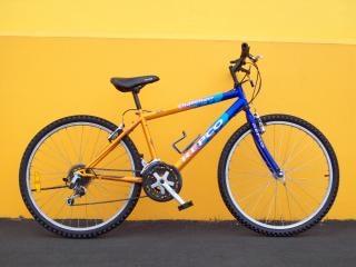 Велосипед - repco претендента, езда на велосипеде