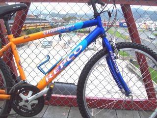 Велосипед - repco претендента, шины, любовь