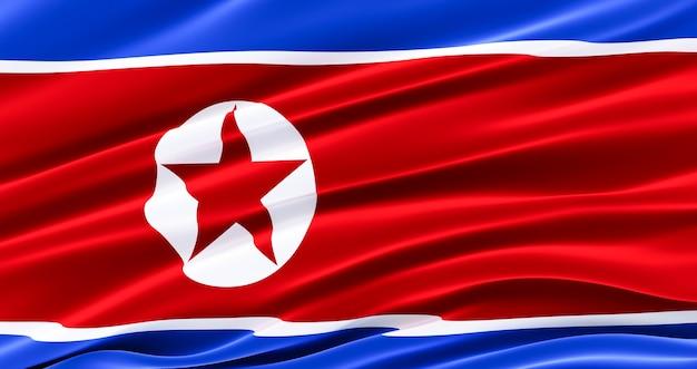 북한 공화국.