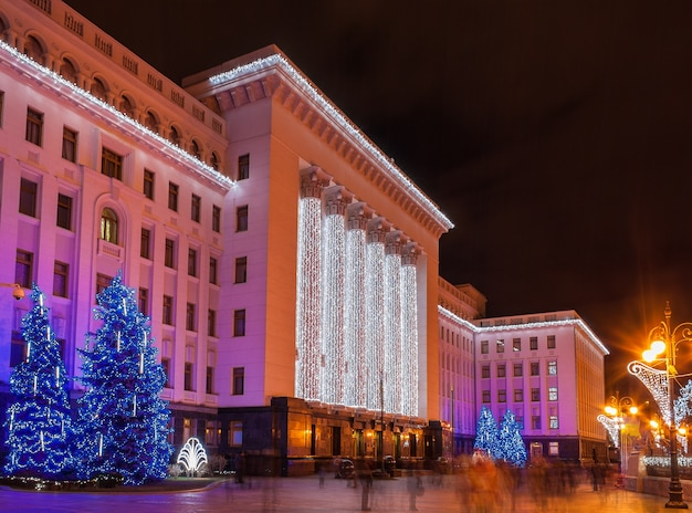 キエフのウクライナ大統領の住居