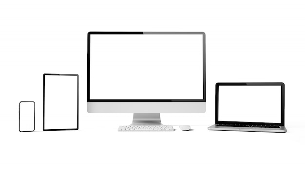 Responsive devices isolated
