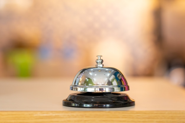 Restaurant bell of services