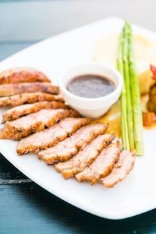 Ресторан для гурманов груди обед филе