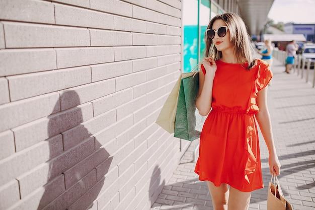 Retail store consumerism people business
